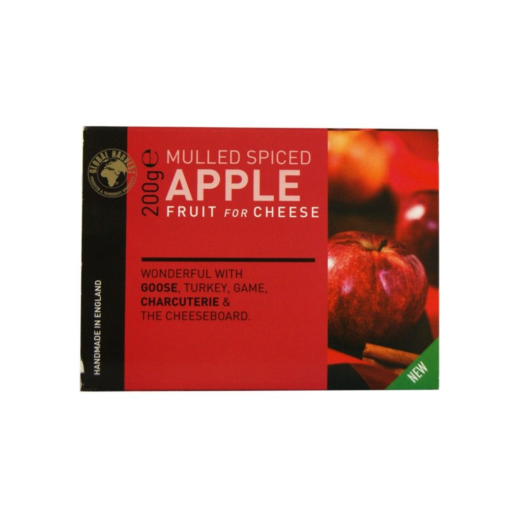 Mulled Apple Fruit For Cheese