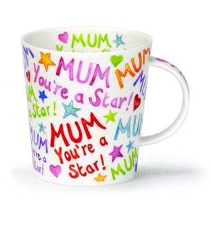 Lomo - Mum You're A Star Mug