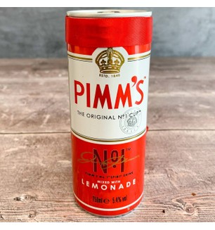 Pimms & Lemonade - 250ml