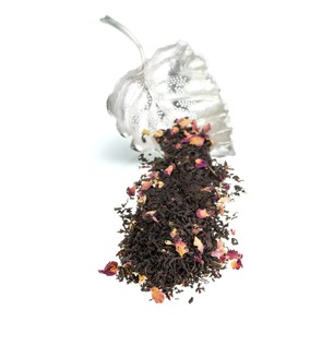 Merripit Hill - Rose - Black Blend Tea