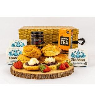 Cornish Cream Tea for 6