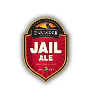 Dartmoor Brewery Jail Ale 500ml bottle