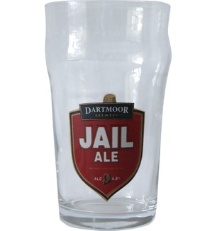 Dartmoor Jail Ale Glass