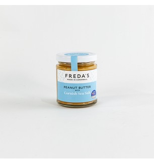 Freda's Peanut Butter With Cornish Sea Salt