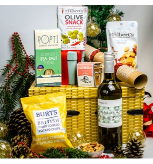 Party Hamper - White Wine