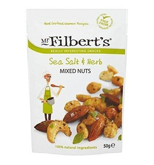 Mr Filbert's sea salt & herb