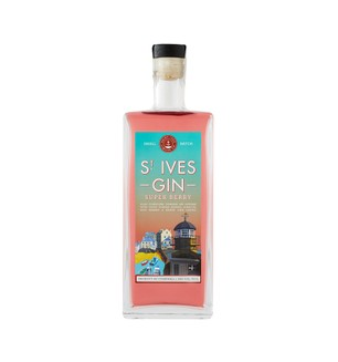 St Ives Gin - Super Berry