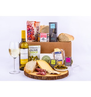 The Charcuterie Picnic Hamper