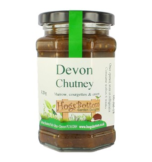 Hogs Bottom Devon Chutney- 320g
