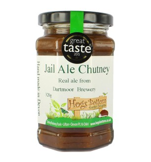 Hogs Bottom Jail Ale Chutney 320g