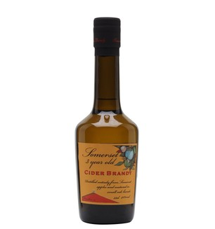 Somerset Royal Cider Brandy- 3 year old 35cl