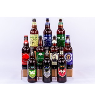 The Devon Ten Ales Hamper
