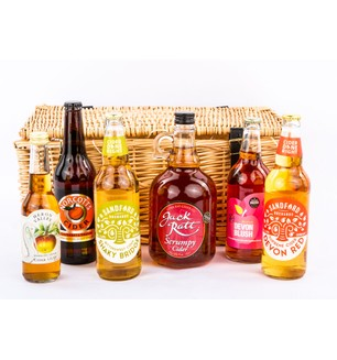 Devon Cider Hamper