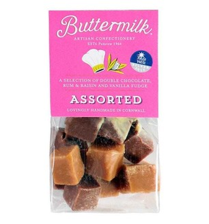 Cornish Buttermilk Assorted Fudge