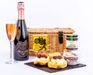 Cream Tea & Bubbly Hamper additional 1