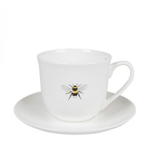Sophie Allport Bees Tea Cup and Saucer-large