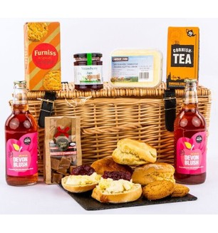 Luxury Cream Tea Hamper