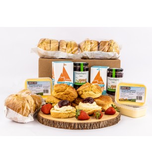 Bulk Cream Tea Hampers