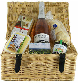 Luxury Summer Afternoon Picnic Tea Hamper