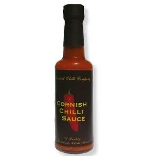 Cornish Chilli Sauce
