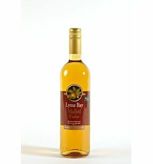 Lyme Bay Mulled Cider 75 cl