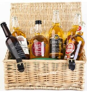 Devon Cider Selection Hamper