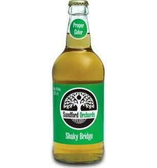 Sandford Orchards Shaky Bridge 50 cl