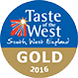 Taste of the west winner 2016.