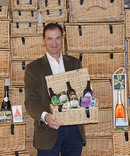 Adam Fox Edwards from Devon Hampers